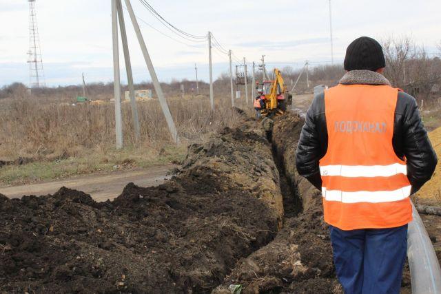 Весной в селе Татарка появится качественная питьевая вода