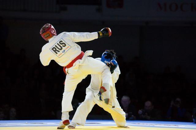 Ставрополец Алексей Шахбазов стал чемпионом мира по рукопашному бою
