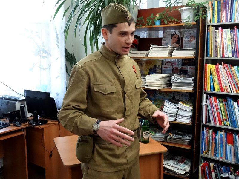 Ставропольцы стали зрителями моноспектакля «Ожившая память в стихах»