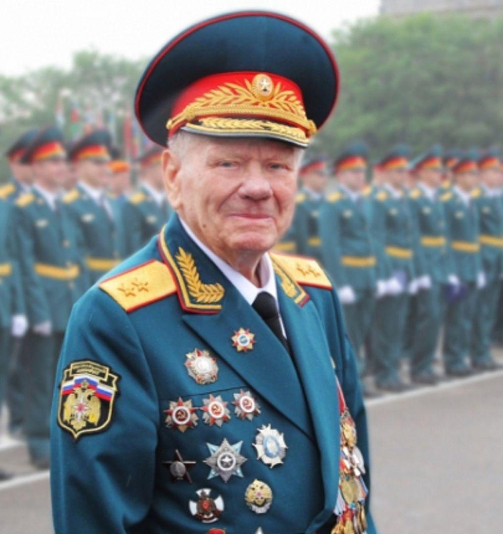Ушёл из жизни глава ветеранской организации МЧС России Дмитрий Михайлик