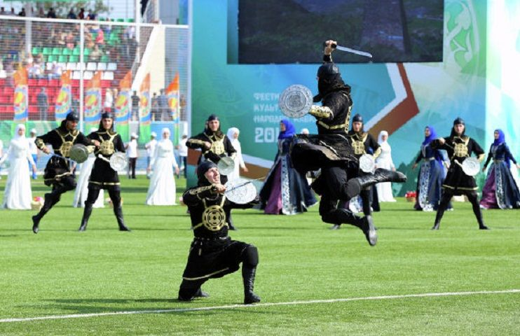 «Фестиваль культуры и спорта народов Кавказа — 2017» пройдёт в Северной Осетии