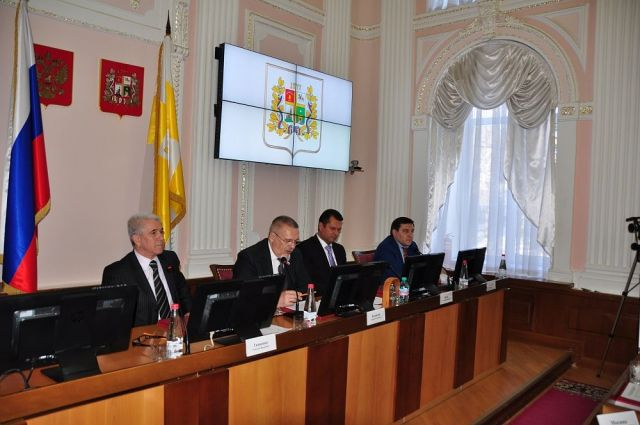 Ставропольские депутаты согласовали новые назначения в администрации