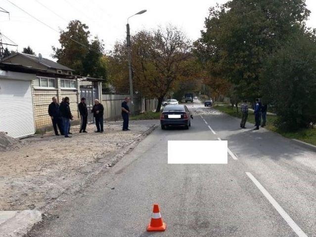 В Пятигорске водитель легковушки сбил насмерть пенсионера-нарушителя