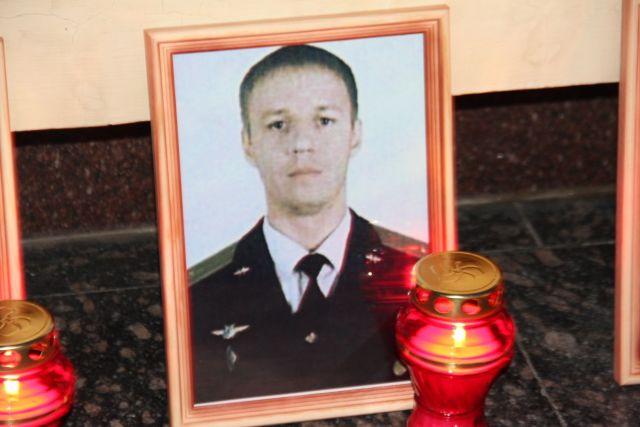 В Невинномысске почтили память военнослужащих, погибших в Сирии