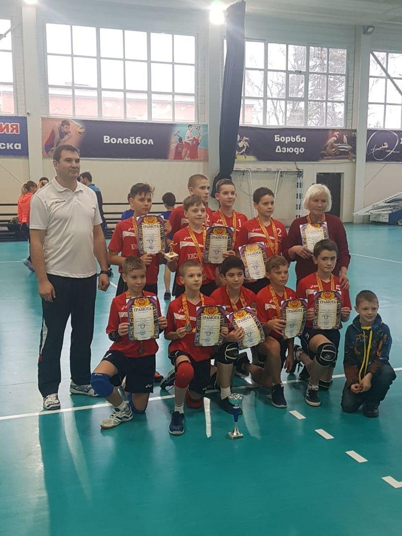 В Кисловодске прошёл финал краевого первенства по волейболу среди юношей