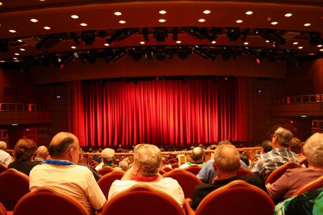 Ставропольцев ждёт «Ночь в театре»