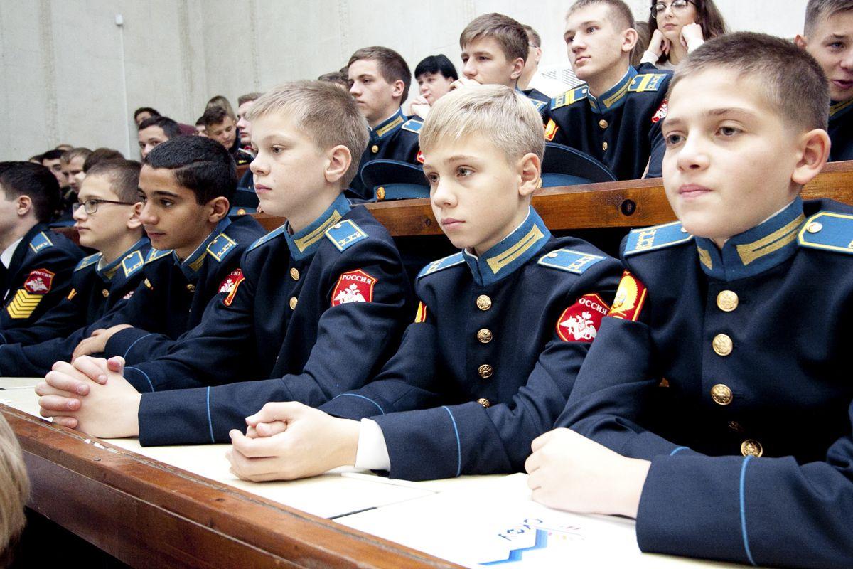 Ставропольская кадетская школа признана лучшим казачьим кадетским корпусом в стране