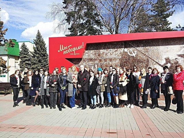 Школьники из Словении неделю проучились в ставропольской школе