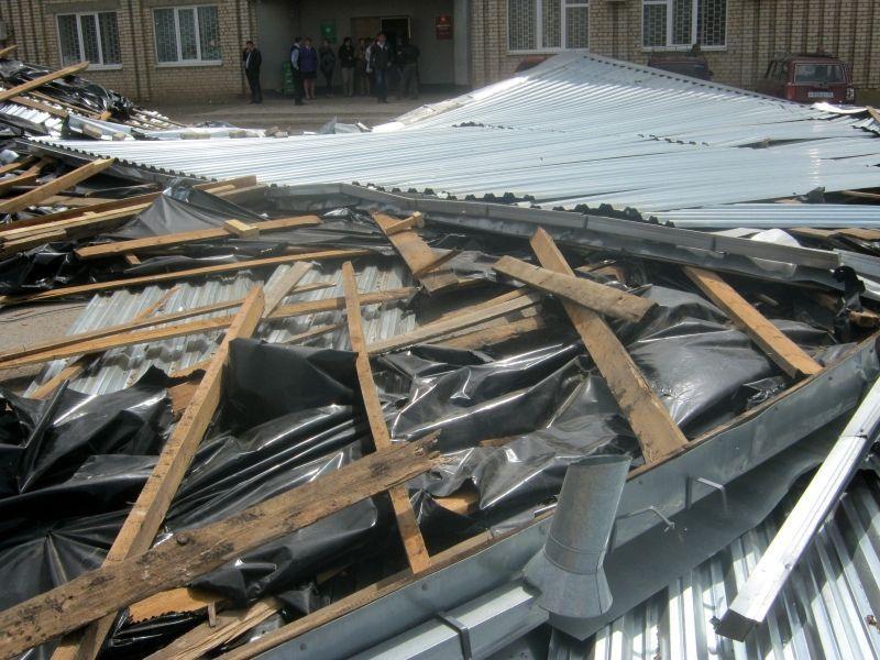 Навосстановление Ставрополья после урагана выделено 30 млн руб