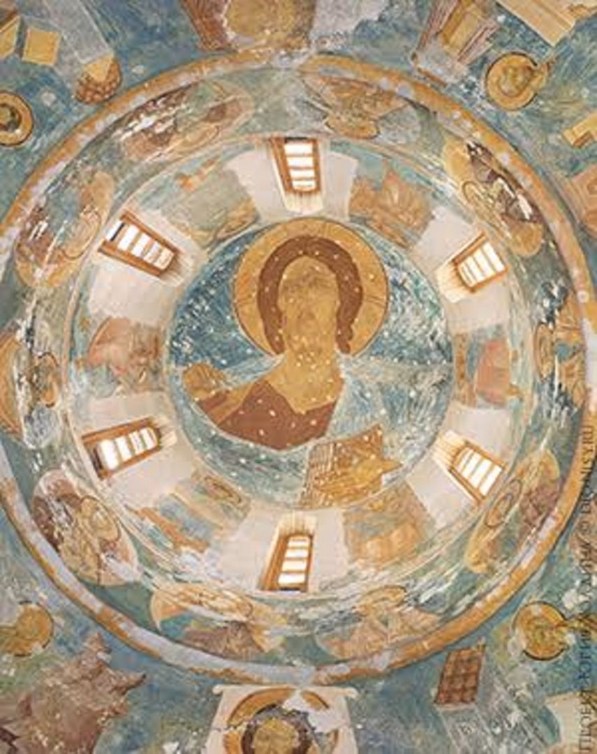 Жители Ставрополья смогут увидеть средневековые фрески