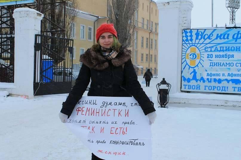 Ставропольских активистов оштрафовали заодиночные пикеты