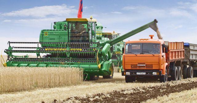 Ставропольские аграрии завершили уборку зерновых на 92% полей
