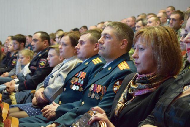 В Ставрополе отметили День войск национальной гвардии России