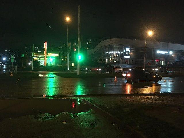 В Ставрополе неопытный водитель сбил женщину на пешеходном переходе