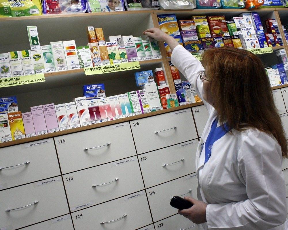 В аптеках Ставрополья имеется большой запас противовирусных лекарственных средств
