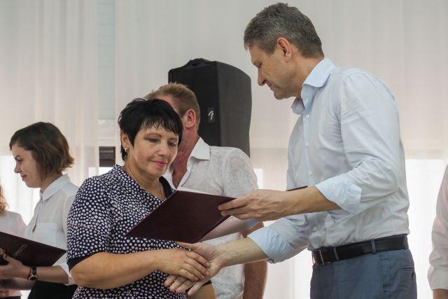 Министр сельского хозяйства России наградил лучших аграриев Ставропольского края