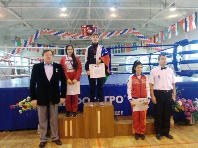 Воспитанница ставропольской школы единоборств стала серебряным призёром чемпионата мира