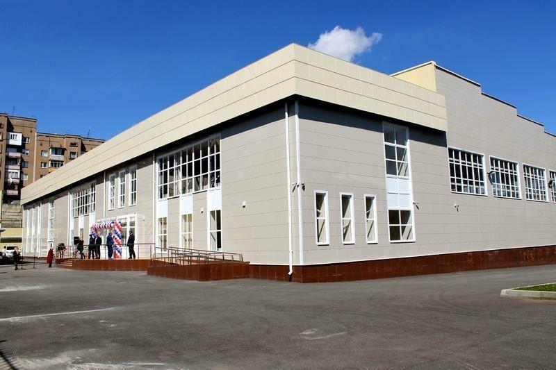 Новый физкультурно-оздоровительный центр вКисловодске построили снарушениями