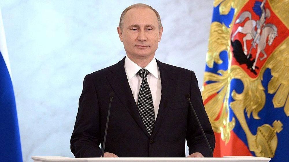 Владимир Путин может выступить с посланием Федеральному Собранию второй раз за год