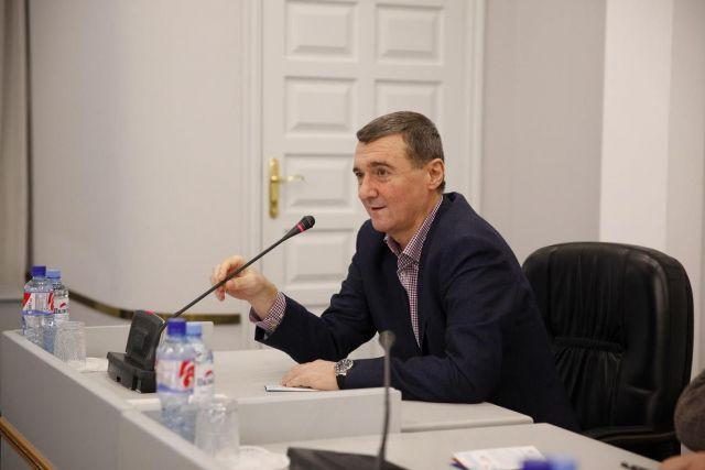 Депутат Думы края Александр Кузьмин поднял злободневную проблему троллейбусного парка Ставрополя