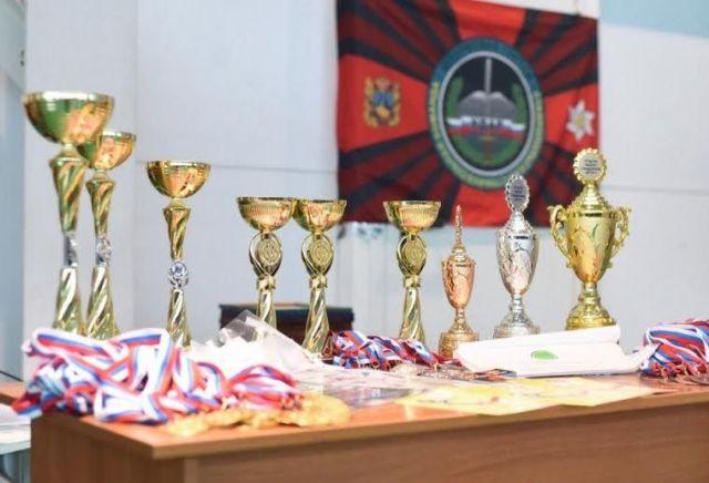 В Ставрополе прошли соревнования «А ну-ка, парни!»