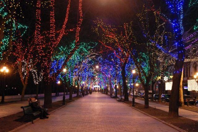 Обновленный Курортный парк Железноводска к Новому году превратится в настоящую зимнюю сказку