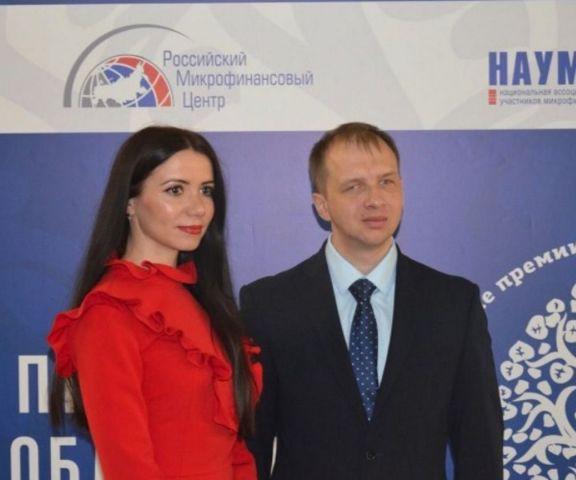Основатель массажного салона из Ставрополя стал лучшим предпринимателем страны
