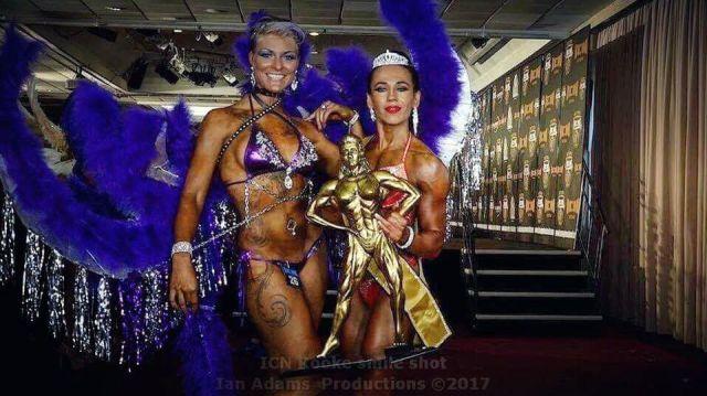 Уроженка Ставрополья завоевала титул «Мисс фигура Австралии»