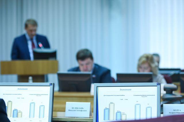 В правительстве края подвели итоги проверки Ставрополя