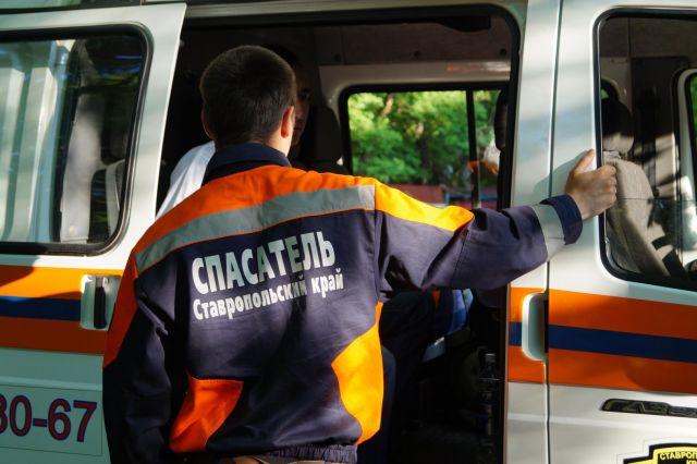 Житель Ставрополя из-за пустяка вызвал спасателей и попросил их подвезти его на работу