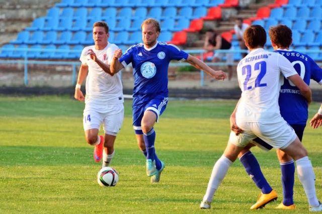 Ставропольские футбольные клубы не разочаровали своих болельщиков