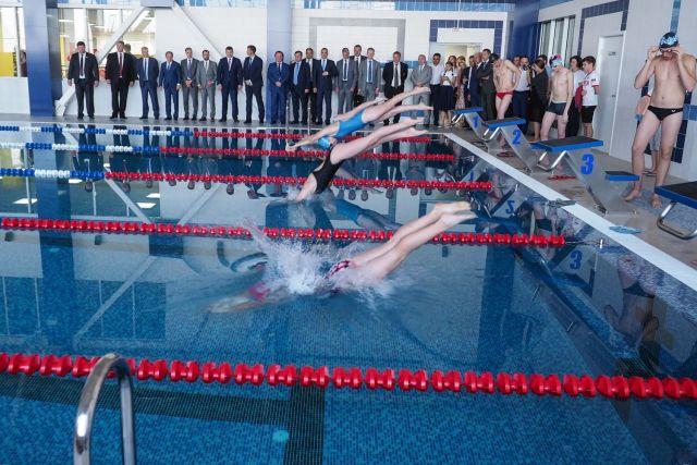 В Ставропольском крае открыли крупный спорткомплекс «Лукоморье»