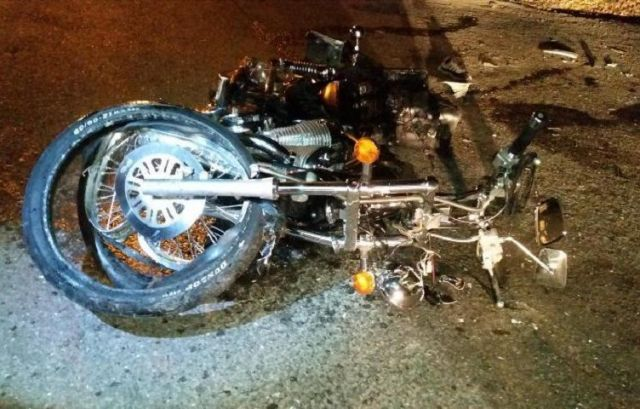 На Ставрополье при столкновении с авто погиб мотоциклист