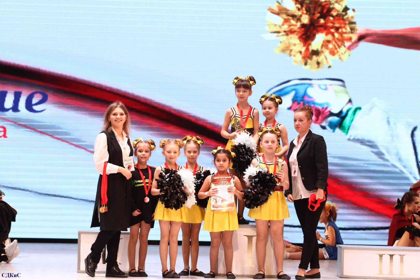 В Ставрополе прошёл всероссийский фестиваль «XXIII Вальс Победы»