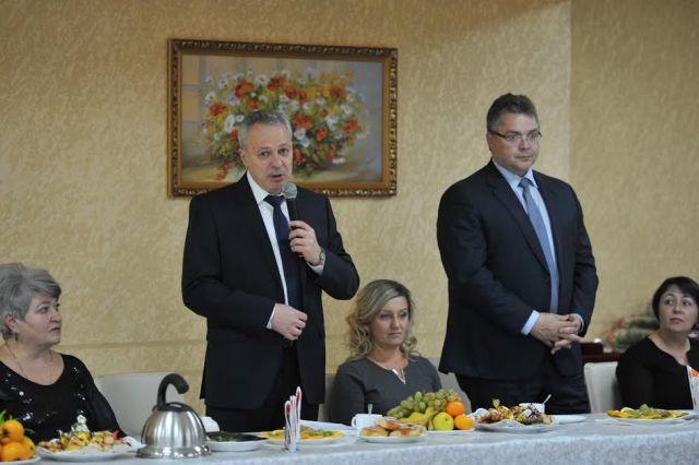 Губернатор Ставрополья встретился с семьями сотрудников полиции, погибших при исполнении долга