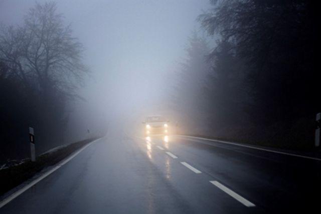 ГИБДД: на дорогах Ставрополья из-за тумана возможны аварийные ситуации