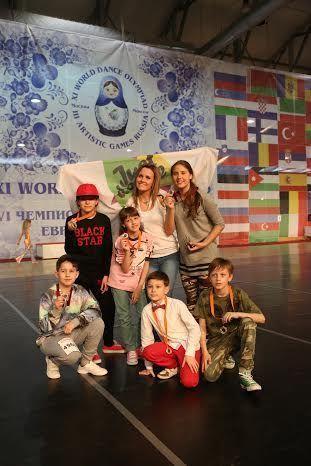 Ставропольские танцоры триумфально выступили на Всемирной олимпиаде