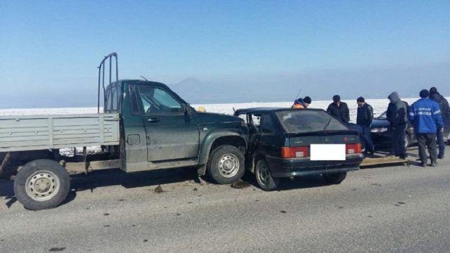 В очередном ДТП на Ставрополье погиб пожилой водитель