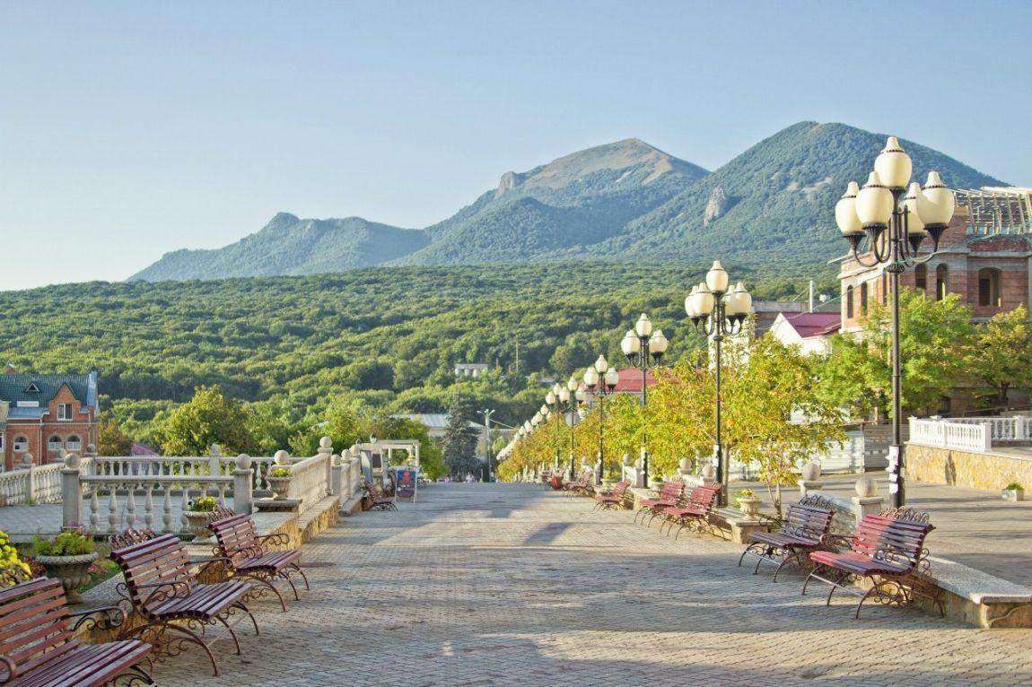 В Железноводске объявлен конкурс на логотип и бренд города-курорта