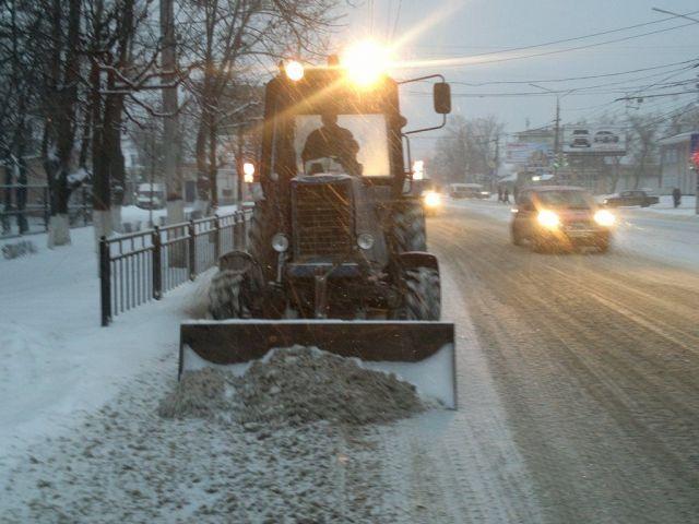 Глава Ставрополя раскритиковал работу коммунальных служб по расчистке дорог