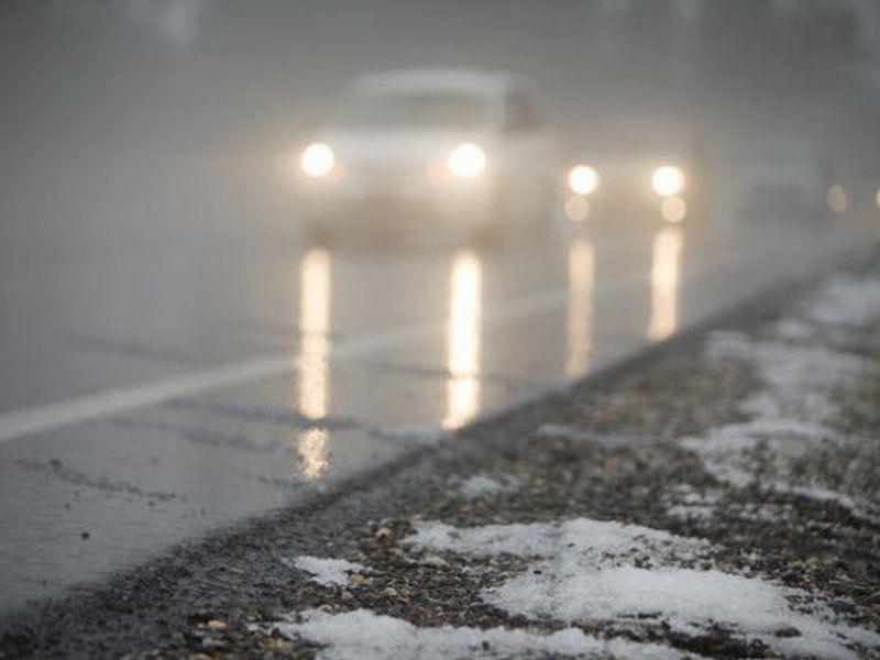 Сильный снег итуман ожидаются наСтаврополье