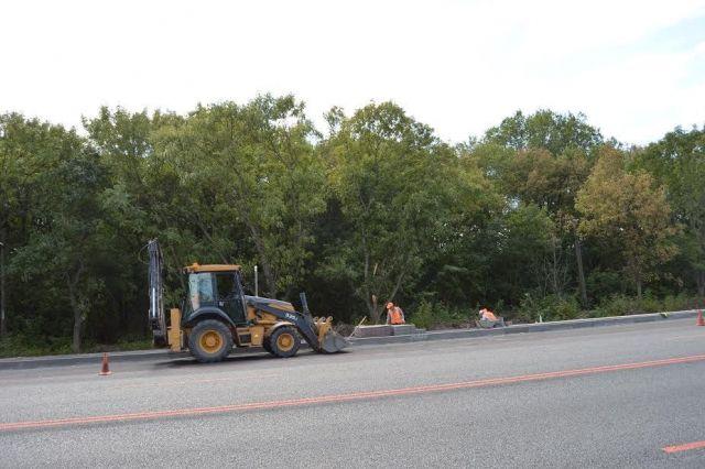 В крае в рекордно сжатые сроки отремонтируют участок федеральной трассы «Кавказ»