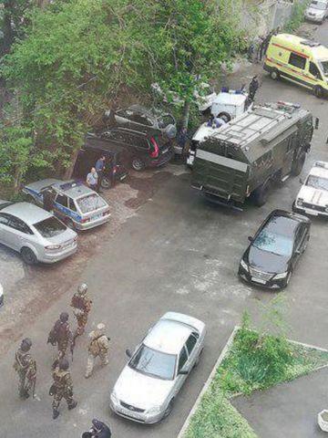 СМИ: Один человек погиб при взрыве в многоэтажке в Ставрополе