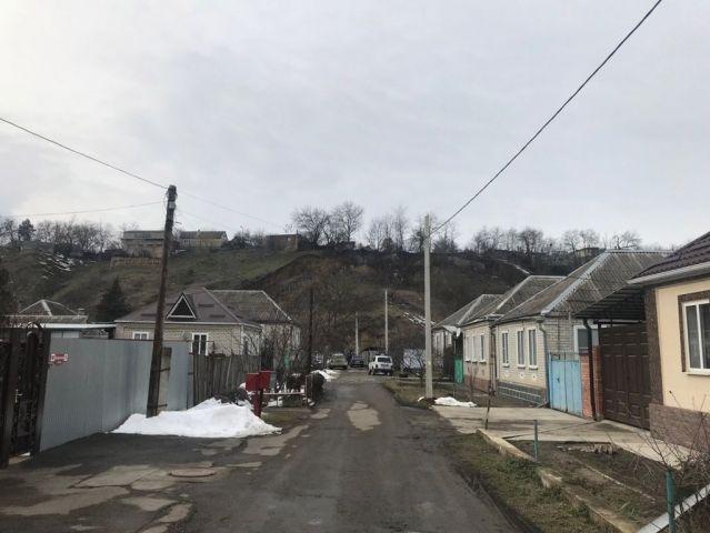 В Минприроды Ставрополья объяснили происхождение оползня в Георгиевске