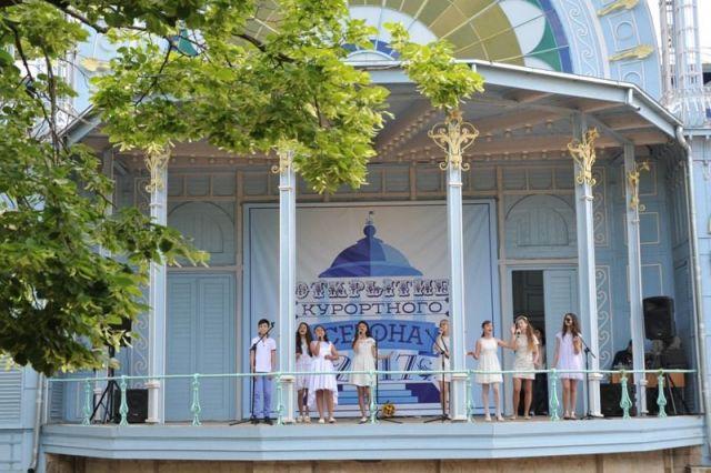 В Ставропольском крае торжественно открылся курортный сезон