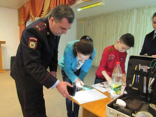 В Железноводске сотрудники полиции провели акцию «День добрых дел»