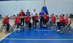Команда баскетболистов-колясочников Ставропольского края заняла шестое место