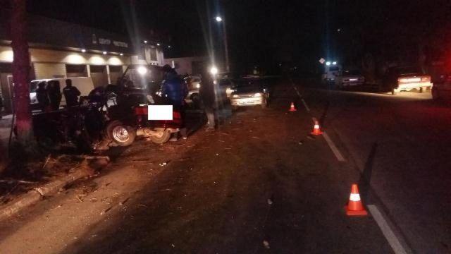 На Ставрополье в ДТП погиб 18-летний водитель без прав