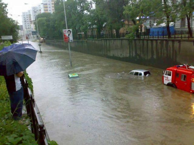 16 тысяч звонков приняли на «112» из-за паводка в Ставропольском крае