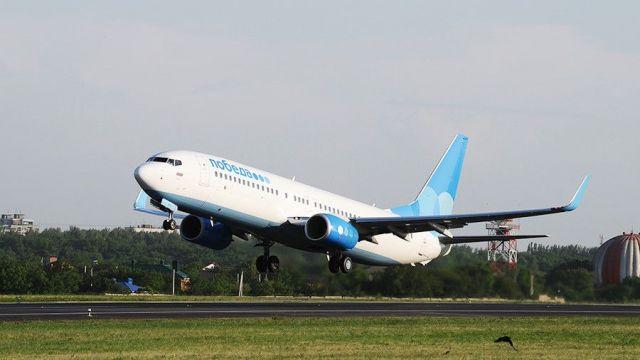 На Кавминводах самолёт совершил внеплановую посадку из-за дебошира